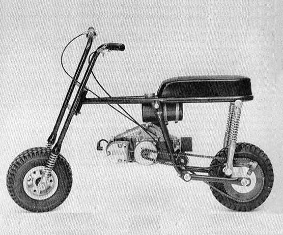 1963_West_Bend_TACO_Mini_Bike