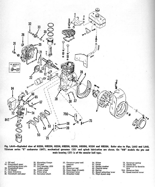 Tecumseh_4HP_engine_diagram